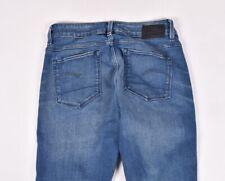 G-star 3301 Contur Haut Étroit Femme Jeans Taille 28/30
