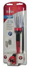 Weller SP25NK/SP25NKUS 25 Watt Soldering Iron with Lead Free Solder, Extra Tips