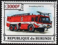 Kronenburg Mac 11 Crash Tender (aeropuerto Fire & Rescue) Sello de vehículo