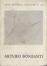 Il segno di Bonfanti: 50 disegni dal 1946 al 1975. Arte moderna italiana; 66.