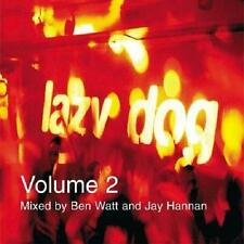 LAZY DOG 2 = Watt/Negro/Knee Deep/Wamdue/Deep FM/Omega...= HOUSE groovesDELUXE
