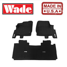 Sure-Fit Floor Mats Set- Fits 2007 - 2013 Jeep Wrangler Unlimited