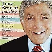 Tony Bennett - Viva Duets (2012)  CD  NEW/SEALED  SPEEDYPOST