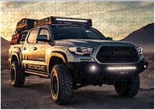 Toyota Tacoma A4 JIGSAW Puzzle Birthday Christmas Gift (Can Be Personalised)