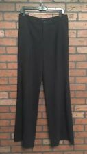 Ralph Lauren Purple Label Collection Womens Wool Dress Pants Size 10