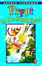 Pippi In The South Seas (Turtleback School & Library Binding Edition)-ExLibrary