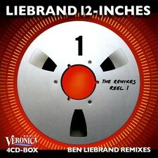 BEN LIEBRAND - LIEBRAND 12-INCHES NEW CD