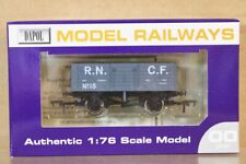 DAPOL ROYAL NAVY CORDITE FACTORY RNCF 7 PLANK WAGON 15 WESSEX LIMITED EDITION