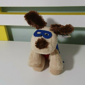 MATER MIRACLE MAX WEARING CAPE AND BLUE GOGGLES PLUSH/SOFT TOY 13CM TALL!