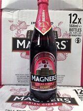 Magners Berry Irish Cider 4,0% 12x 0,568l - Glasflasche