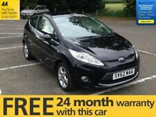 Fiesta 3 Doors 25,000 to 49,999 miles Vehicle Mileage Cars