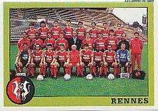 N°333 EQUIPE TEAM RENNES RENNAIS VIGNETTE PANINI FOOTBALL 94 STICKER 1994