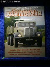 Historischer Kraftverkehr 1/10 Mercedes Benz LK 334 Liebherr Fahrmischer