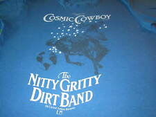 VINTAGE NITTY GRITTY DIRT BAND TEE SHIRT 1970S
