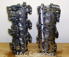 NEW 2.9 FORD CYLINDER HEADS RANGER BRONCO II 1986 - 1992 V-6 PAIR
