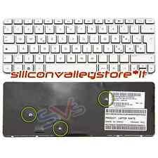 Tastiera ITA Silver con Frame HP Mini 210-2004TU, 210-2005SA, 210-2005SL