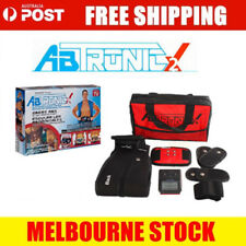 NEW ABTRONIC X2 MUSCLE SLIMMING TONING FITNESS BELT VIBRATING MASSAGER