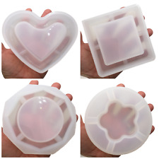 Ashtray Silicone Mold, Silicone Mold for Epoxy Resin Crafts