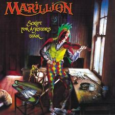 Marillion Script For A Jesters Tear CD NEW SEALED 1997 Remastered Garden Party+