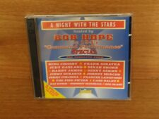 A NIGHT WITH THE STARS - HOSTED BY BOB HOPE - THE 1945 COMMAND PERFORMANCE 2 CDS
