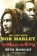 No Woman No Cry My life with Bob Marley by Rita Marley, New Book, Paperback
