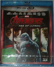 The Avengers Age of Ultron   3D  Blu Ray Neu OVP