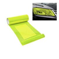 Auto Car Smoke Fog Light Headlight Taillight Tint Vinyl Film Sheet Sticker Cool