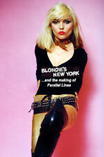 BLONDIE'S NEW YORK THE MAKING OF PARALLEL LINES +  BLONDIE @ GLASTONBURY BBC DVD