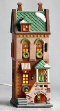 SPRING ST COFFEE HOUSE #58809 WEST VILLAGE SHOPS DEPT 56 Christmas in the City