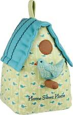 SALE -RRP £24- Bird House Door Stop by Ulster Weavers Birdhouse Doorstop  8BIR35