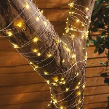 200 LED Solar Powered Starry String Light Copper Wire Lights Ambiance Light