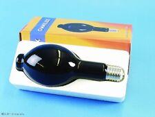 Omnilux UV luce nera lampada 400w/e40 HQV-UV, Neon, LAMPADA