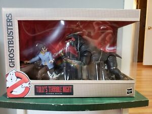 Ghostbusters Plasma Series 2020 PulseCon Exclusive TULLY'S TERRIBLE NIGHT, MISB