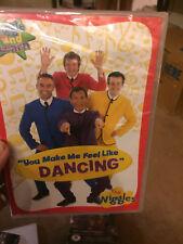 Wiggles You Make Me Feel Like Dancing 0843501008096 DVD Region 1