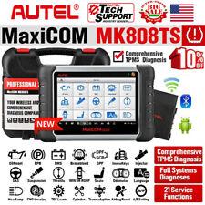 Autel MK808TS All Systems OBD2 Diagnostic Scanner TPMS IMMO Oil BMS EPB DFP SAS