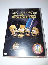 DVD Les simpson horror show - DVD