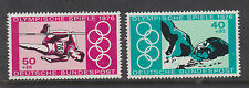 WEST GERMANY MNH STAMP DEUTSCHE BUNDESPOST 1976 OLYMPIC GAMES  SG 1779-1780