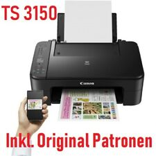 Canon Pixma TS3150 / MG3050 Multifunktionsdrucker 3in1 AirPrint  WLAN - Neu OVP