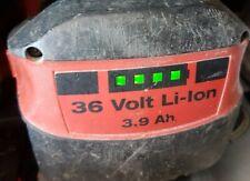 Hilti Batteria 36 Volt Li-lon 3.9 ah Originale