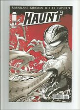 High Grade Haunt #3 Variant Cover