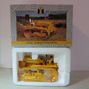 Ertl IH TD-340 Crawler Metal Tracks National Toy Truck N' Const 1/16 IH4592TA-B