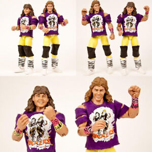 WWE Legends Rockers Shawn Michaels & Marty Jannetty Wrestling Action Figure Toys