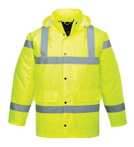 Portwest S460 - Hi-Vis Traffic Jacket