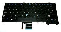 Genuine Dell Latitude E7440 Laptop keyboard P/N 4G6VR / 04G6VR / PK130VN3A00