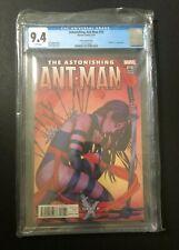 Marvel Comics | Astonishing Ant-Man #10 | CGC 9.4 | Jenny Frison Variant