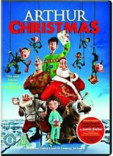 Arthur Christmas [DVD] [2011], , New, DVD