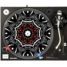 Portable Products Dj Turntable Slipmat 12 inch - Jungle Tribal