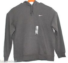 NIKE SPORTS CASUAL HOODIE SWEATER 2XL MEN GRAY
