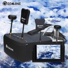 Eachine EV800D 5.8G 40CH Diversity FPV Goggles 5 Inch 800*480 Video Headset DVR