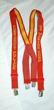USMC Marine Corp Emergency Police Suspenders